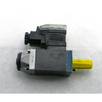 REXROTH Dutch Mexico 3WE4C10K/AG24NZ5 HYDRAULIC VALVE 3WE4C1XK/AG24NZ5