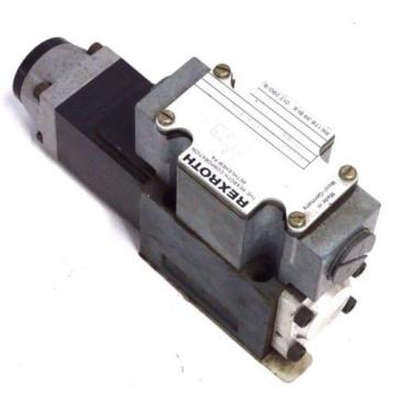 NEW Dutch Singapore REXROTH 3WF6B52/AW120-60N VALVE