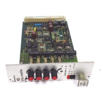 NEW Italy Italy BOSCH REXROTH VT3017S36 AMPLIFIER PROPORTIONAL PC BOARD