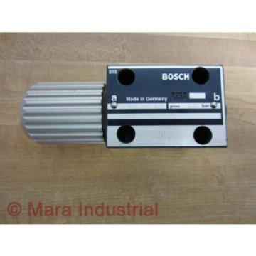 Rexroth Germany Korea Bosch 0 810 091 376 Valve 081WV06P1V6012D50 - New No Box