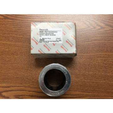 NEW Greece India REXROTH SUPER LINEAR BUSHING KBSH-40-DD PN# R073024040