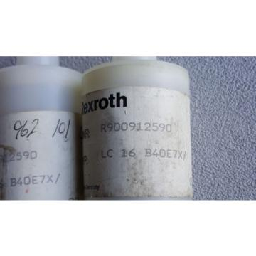 Rexroth Russia India Hydraulics Logic Valve LC 16 B05E7X  ( Lots of 2 )
