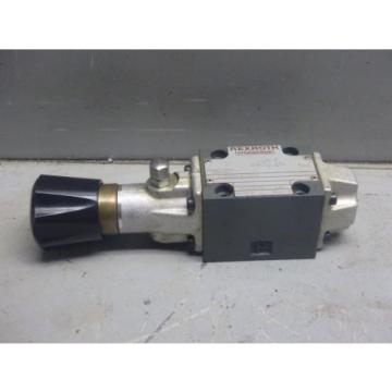 REXROTH Germany Dutch HYDRONORMA HYDRAULIC VALVE_4 WMD 6 C51/F_4WMD6C51F