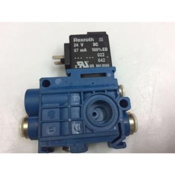 5794470220 India Italy AVENTICS Rexroth Pneumatic Valve  V579-3/2NC-DA06-024DC-04-EV4-EXT