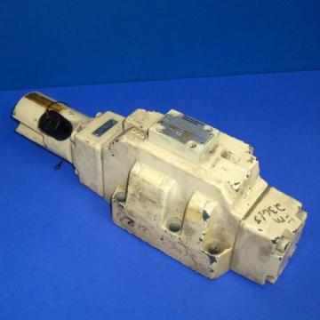 MANNESMANN Greece USA REXROTH 250V 5A HYDRAULIC SOLENOID VALVE, H-4WH 25 E61//41 SO12
