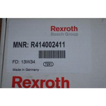 BOSCH France USA REXROTH PNEUMATICS ED02 - Proportional valve  R414002411 New With Warranty