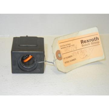 REXROTH Italy India /BOSCH/ G. W. LISK K12-1219-109 NEW-NO BOX CLASS 155 (F) COIL K121219109
