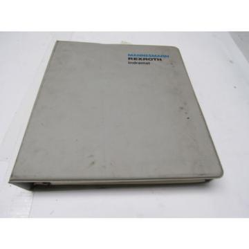 Rexroth France Japan Indramat DKC01.1-040-7-FW Eco Drive W/Manual