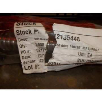 REXROTH Germany china R150344085 BALL THREADED DRIVE MA1-00667 o40X10 72/865.11-030.502/3 (J5)