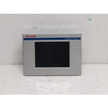 Rexroth Mexico Dutch IndraControl VCP 25 VPC25.2DVN-003-NN-NN-PW TouchScreen Alu. Front
