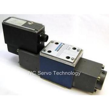 Rexroth Canada Singapore 4WRSE10V80-31/G24K0/A1VR Proportional Valve Rebuilt w/Warranty