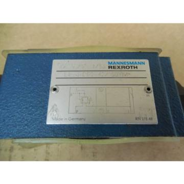 Rexroth Italy Canada Directional Pressure Relief Valve ZDR 6 DP2-42/150YM ZDR6DP242150YM New