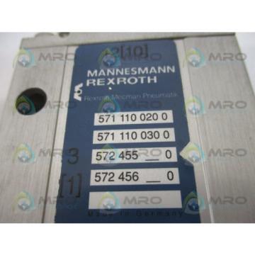 REXROTH Canada Germany 5724555270 DIRECTIONAL VALVE *NEW NO BOX*