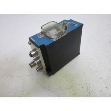 REXROTH Canada Canada 337 500 037 0 PENUMATIC VALVE DRIVER DDL DEVICENET (AS PIC.) *USED*