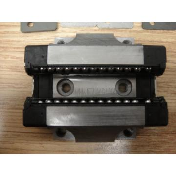 Used Dutch India REXROTH STAR RUNNER BLOCK / BALL RAIL 1651-814-20