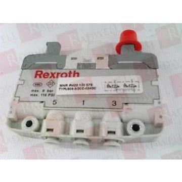 BOSCH Germany Canada REXROTH R422100579 RQANS1