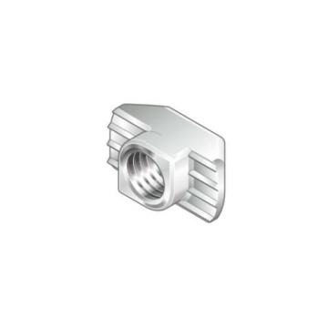 M6 Singapore India T Nut 10mm Slot Galvanized Steel | Genuine Bosch Rexroth | Choose Pack Size