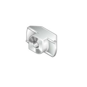 M5 India Canada T Nut 8mm Slot Galvanized Steel | Genuine Bosch Rexroth | Choose Pack Size