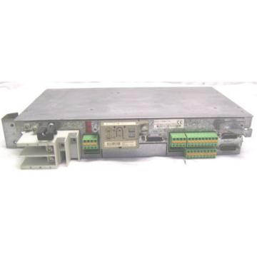 INDRAMAT Canada Japan REXROTH DRIVE DKC11.3-040-7-FW FWA-ECODR3-SGP-03VRS-MS 60 Day Warranty!