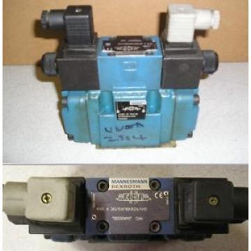 Bosch Singapore Canada Rexroth Hydraulics 4WE 6 J61/EW110N9Z4 4WEH 10 F44/6E Hydraulic Valve