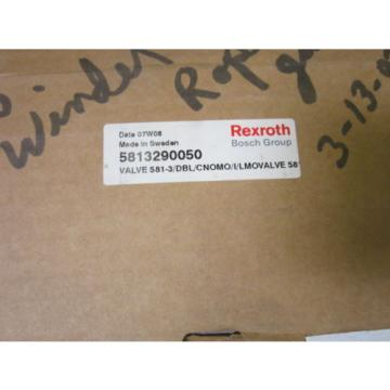 REXROTH Russia Australia 5813290050 *NEW IN BOX*