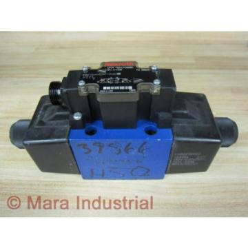 Rexroth Singapore Canada Bosch R900708880 Valve 4WE10J40/CW110N9D K25L - New No Box