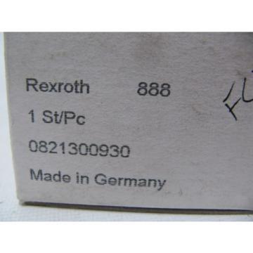 (NEW) Germany china Bosch Rexroth Block Valve 183175 0-821-300-930 0821300930