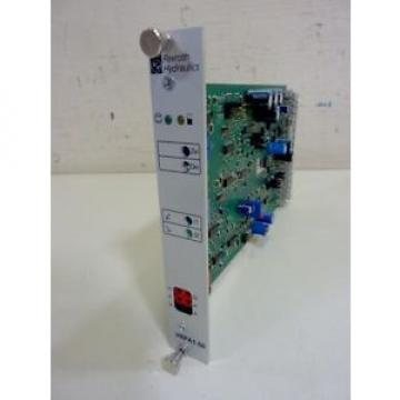 Rexroth Singapore Italy PC Board VRPA1 50 Used #63887