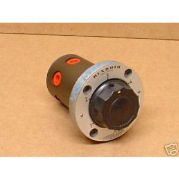 Rexroth China Canada Type MS4A2.1/12V Multi-Stage Gauge Isolator