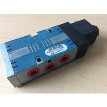BOSCH Italy USA REXROTH PS31010-1355 - PNEUMATIC VALVE 150PSI MAX INLET - New In Box!