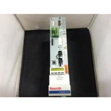 Rexroth Japan Egypt Indramat Servo Drive Amplifier - HCS02.1E-W0012-A-03-NNNN