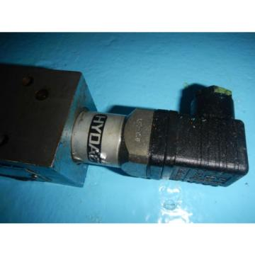 Rexroth Germany Egypt DF3BH/HO30Z10C10/V Sandwich D03 Hydraulic Relief Valve
