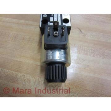 Rexroth Canada Germany Bosch Group 9810231459 Valve 081WV06P1V1091WS024/00 D51