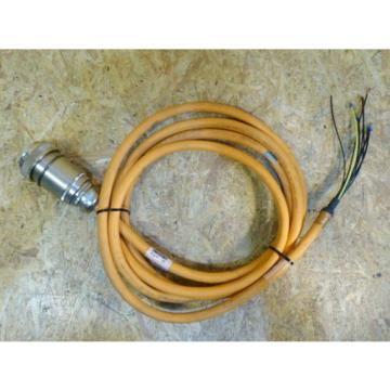 Rexroth Canada Mexico RKL-4321 Leitung L = 4 m