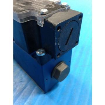 REXROTH India Canada 4WRAEB6EA30-22/G24N9K31/A1V PROPORTIONAL HYDRAULIC VALVE NEW NO BOX (U4