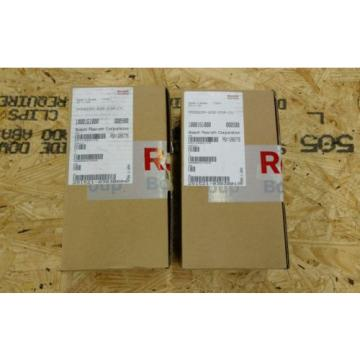REXROTH India Mexico INDRAMAT SERVO MOTOR MMD022A-030-EGO-CN *NEW IN BOX*
