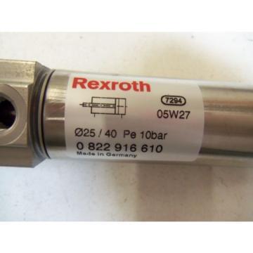 REXROTH Germany Australia 0 822 916 610 *NEW NO BOX*
