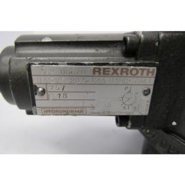 REXROTH Canada Germany 1PV2V5-20/12RE01MC-70A1 HYDRAULIC PUMP