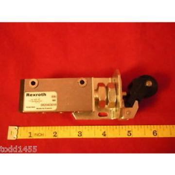 Rexroth Australia Dutch Bosch 0820403016 Solenoid Contact Roller New