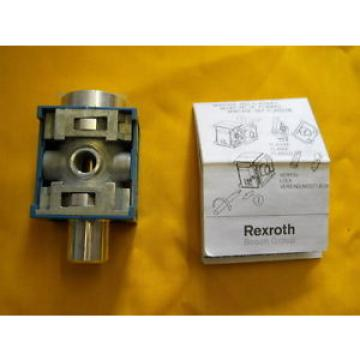 C4 India Germany EMERGENCY STOP VALVE REXROTH 5351600500 solenoid or air control