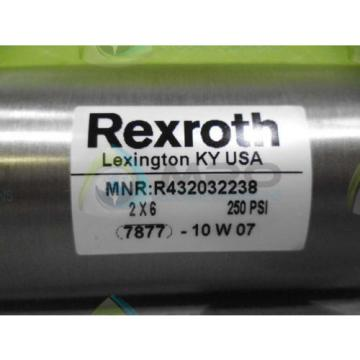 REXROTH Greece Mexico R432032238 CYLINDER *NEW NO BOX*