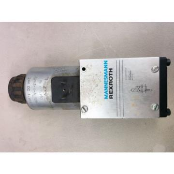 Mannesmann Russia Canada Rexroth Hyrdronorma Pneumatic Valve