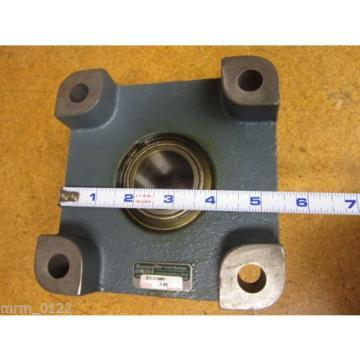 "Rexroth France Greece ZEF2108H Single Set Collar Flange Block Bearing 1-1/2"" ID NEW"