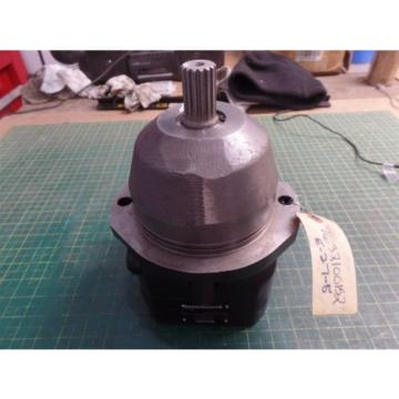 GENUINE Germany USA REXROTH 7632100152 DRIVE MOTOR, SN 42086347, GROVE MANLIFT  NOS