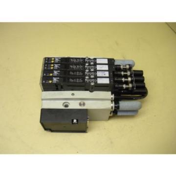 Rexroth USA France 4 Valve Manifold Valve Assembly R480287134 HF03LG