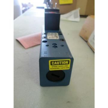 Rexroth Australia Germany Ceram Solenoid Valve Size 1 #R432006441 GT-010061-03940 24 VDC (NIB)