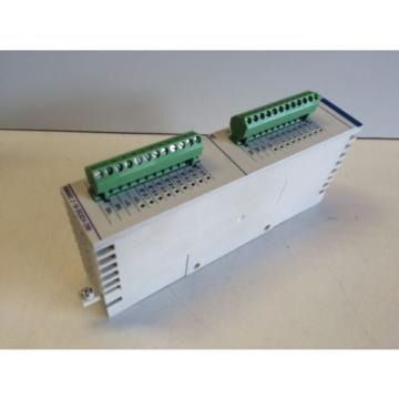 GUARANTEED Dutch Mexico GOOD USED REXROTH INDRAMAT 24VDC OUTPUT MODULE RMA02.2-16-DC024-200