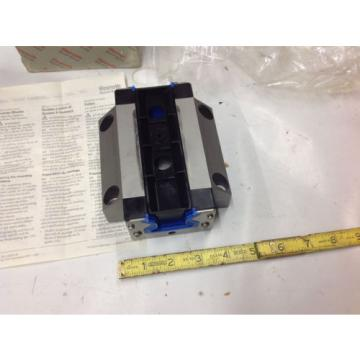Rexroth Russia France R185143210 Linear Runner Block Roller Rail.   NEW IN BOX
