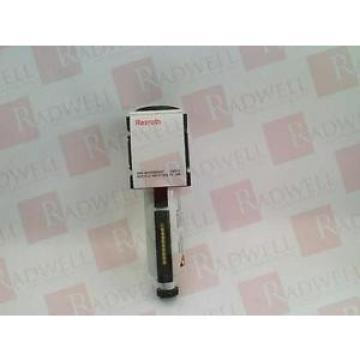 BOSCH China Singapore REXROTH R432000527 RQANS1