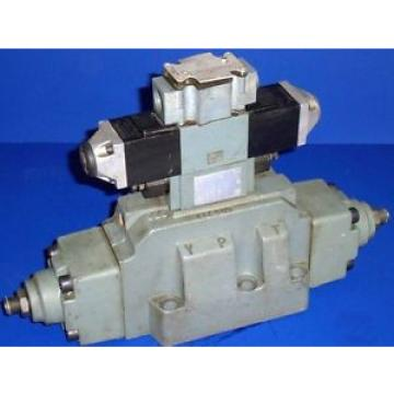 REXROTH Dutch china 4WE6J52/BW11NDALV DIRECTIONAL CNTRL VALVE W/ CHECK VALVE & MANIFOLD, NNB